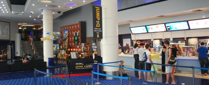 Event Cinemas Myer Centre