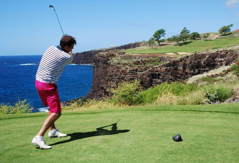 The Challenge At Manele 12th Hole