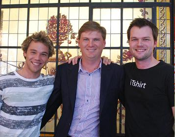 Lincoln Lewis & Mitch Lewis